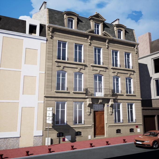 Programme neuf Duplex Limoges (87000)