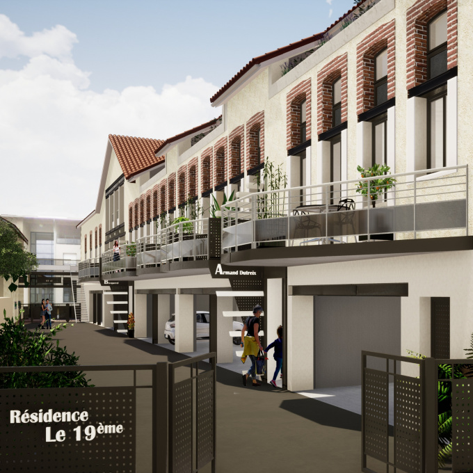Programme neuf Appartement Limoges (87000)